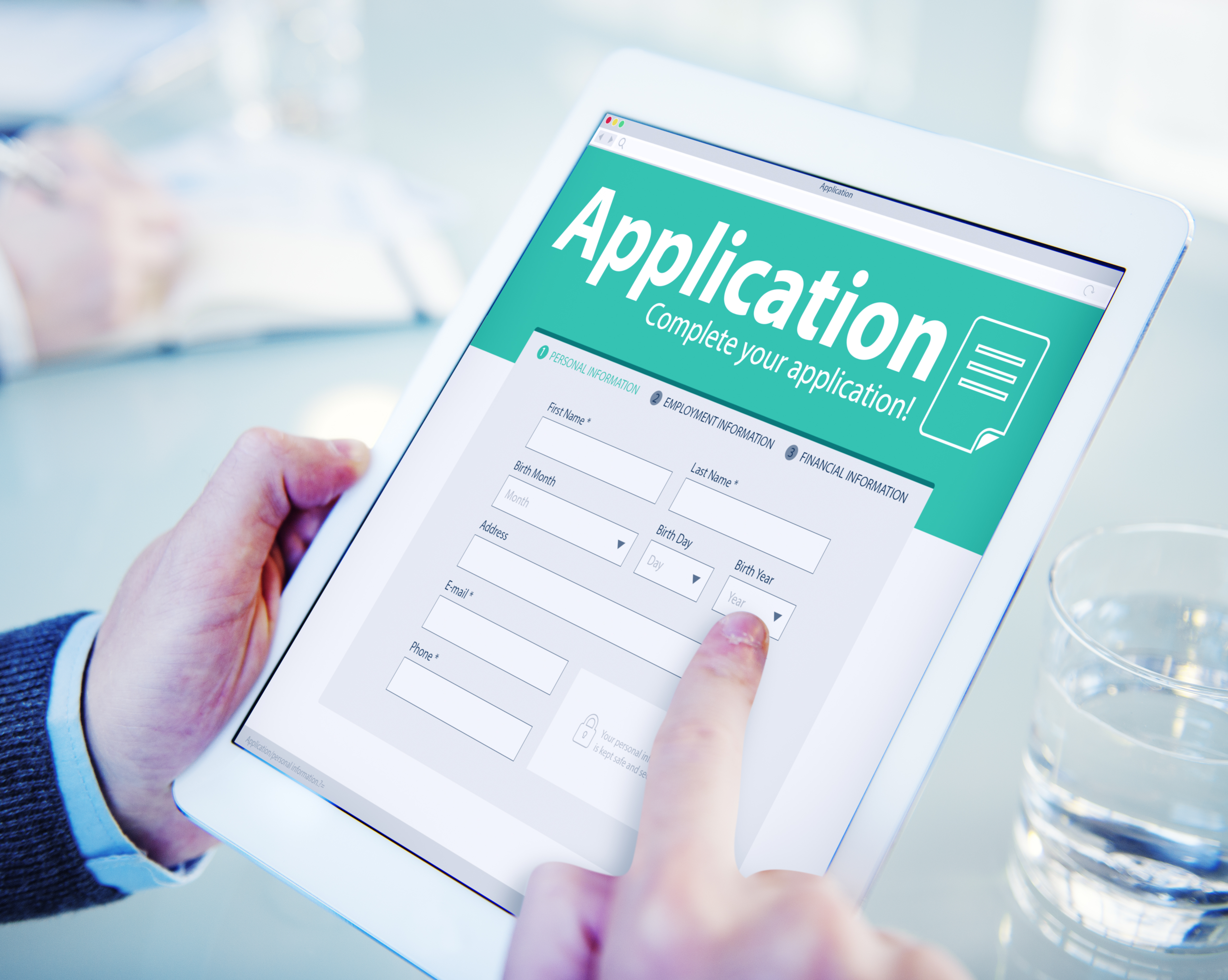Best Practices for Online Application Forms