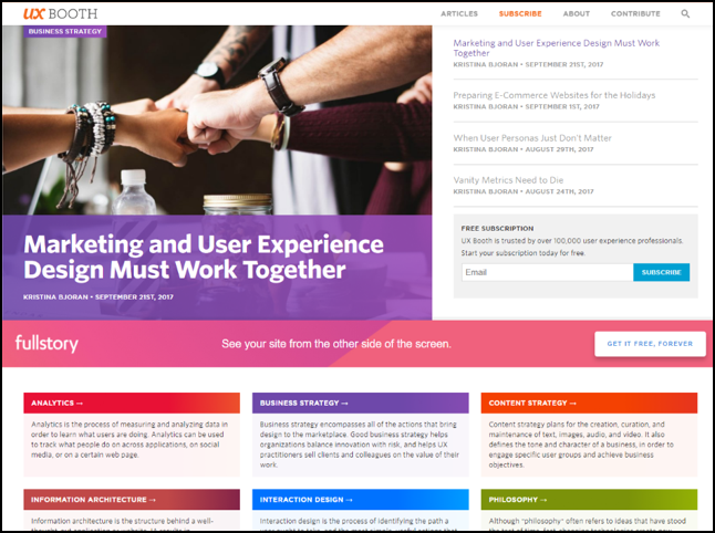 UX Resources Worth Your Time ⋆ eVOC Insights